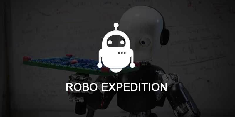 best robo expedition workshop in jaipur