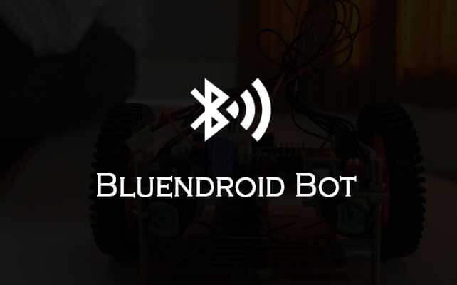 bluendriod bot workshops in jaipur