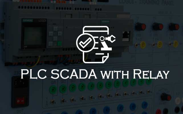 Workshop on PLC Scada with Relay in Jaipur