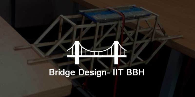 Bridge Design Workshop in Jaipur