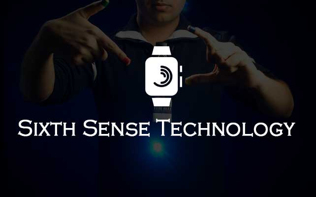 Six Sense Technology Workshops