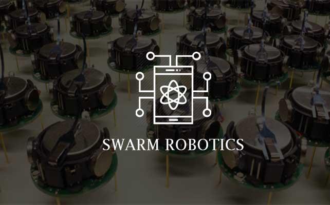 Swarm robotics training in jaipur